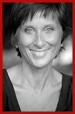 Raffaella Conti autrice dello spettacolo Tea Room