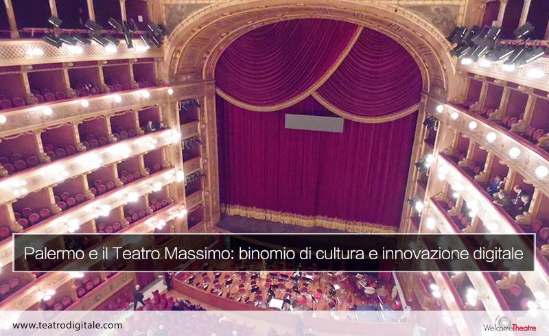 Palermo e il Teatro Massimo: cultura e innovazione digitale