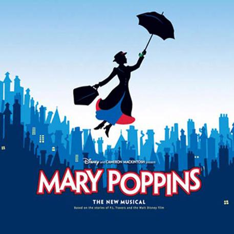 mary poppins musical