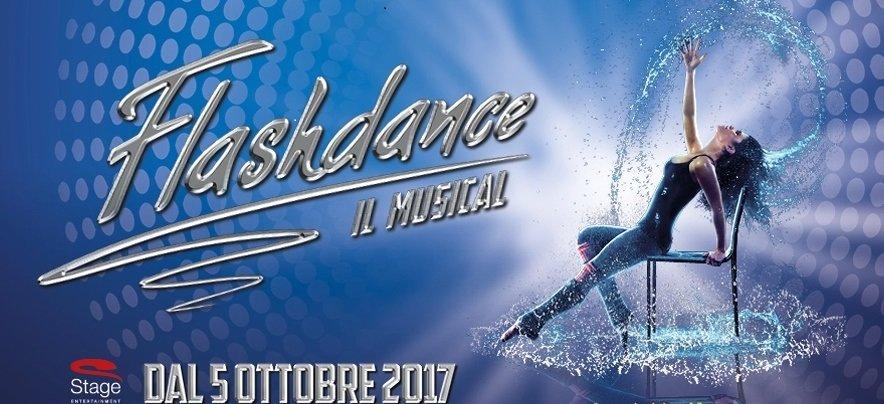 flashdance musical milano