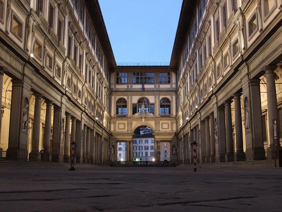 Uffizi Live