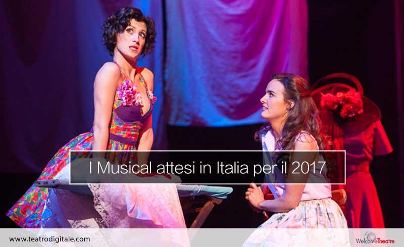 I Musical più attesi in Italia per il 2016 e il 2017