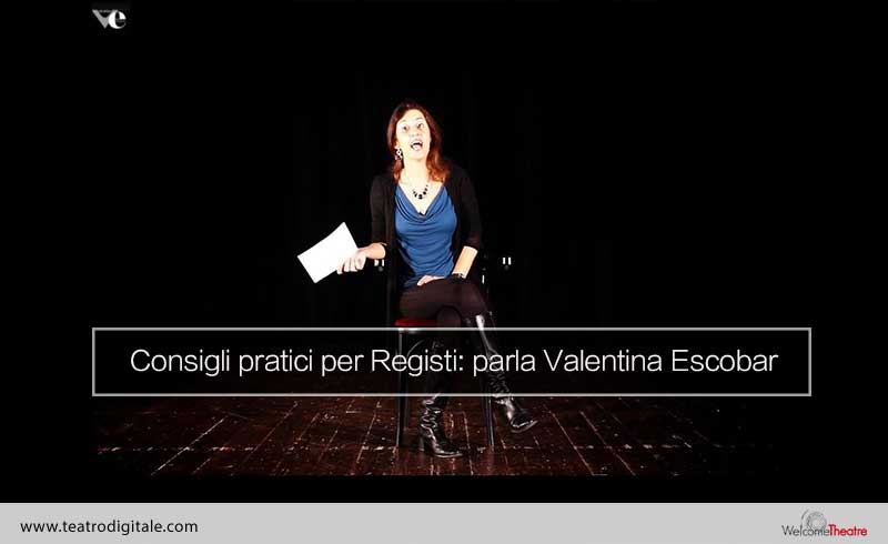 Consigli pratici per registi: parla Valentina Escobar
