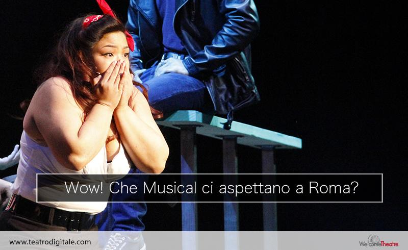 Che Musical ci aspettano a Roma per il 2017?