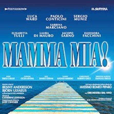 Mamma Mia Locandina