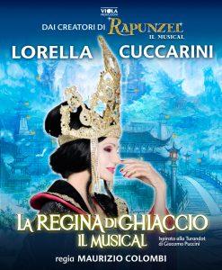 la regina di ghiaccio il musical