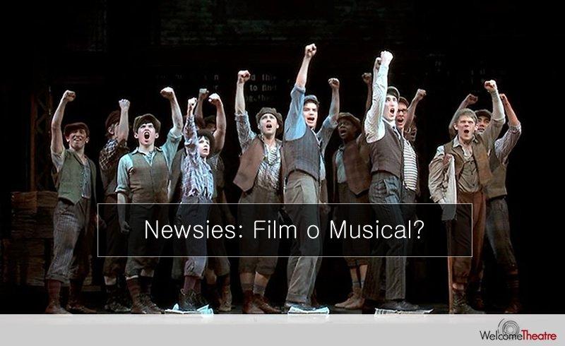Il film Newsies: la nuova frontiera del musical teatrale?