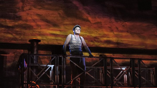 newsies strilloni 2017