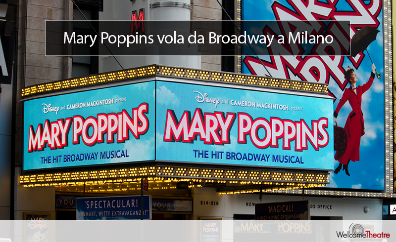 mary poppins musical milano