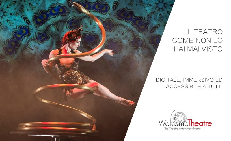 campagna crowdfunding welcometheatre