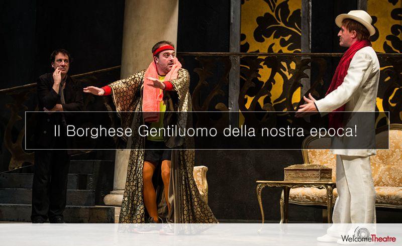 Il Borghese Gentiluomo a Genova: troppa distanza tra il Seicento e l'oggi