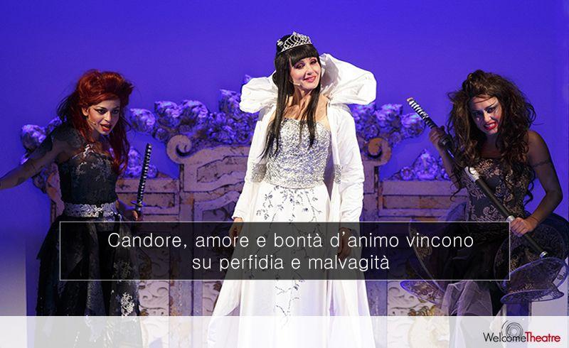 La Regina di Ghiaccio. Un Musical emozionante che parla al cuore di adulti e bambini
