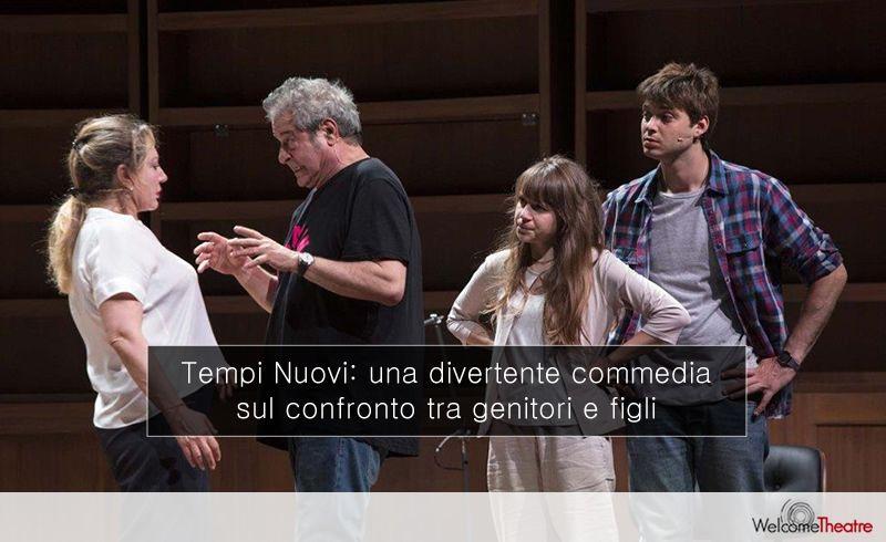 Tempi Nuovi - commedia divertente sul gap generazionale