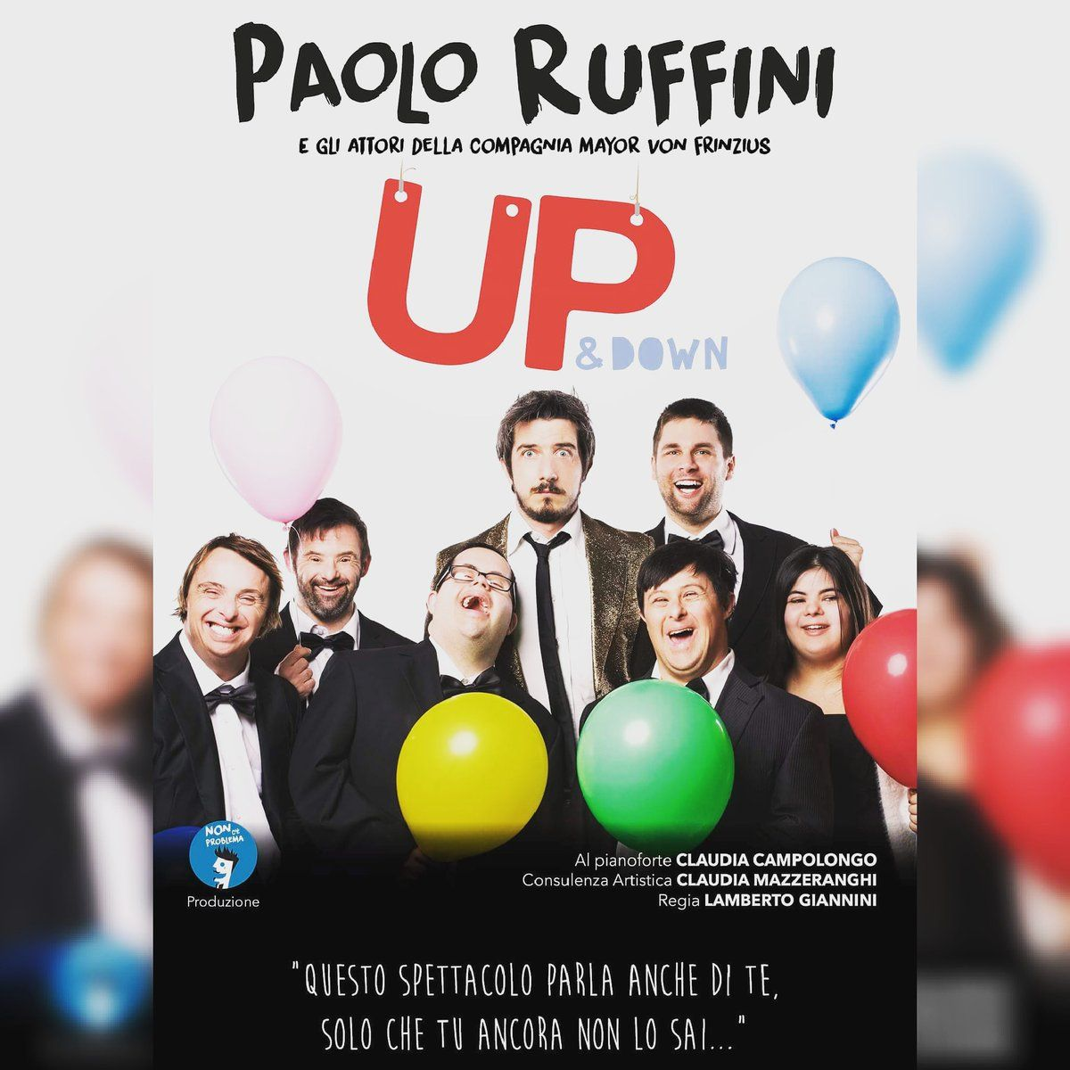 Up&Down Paolo Ruffini