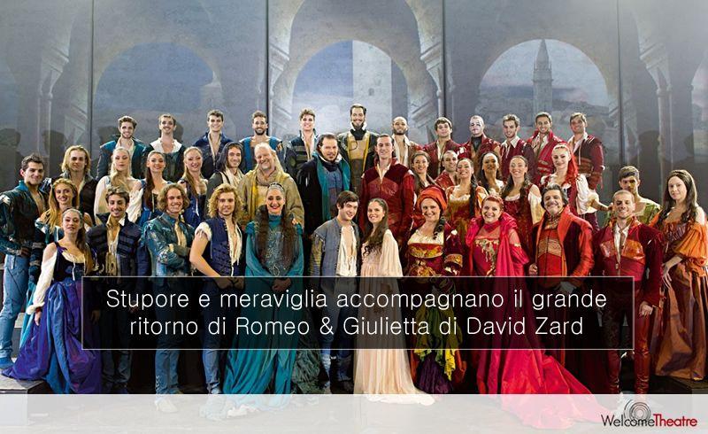 Romeo & Giulietta, ama e cambia il mondo
