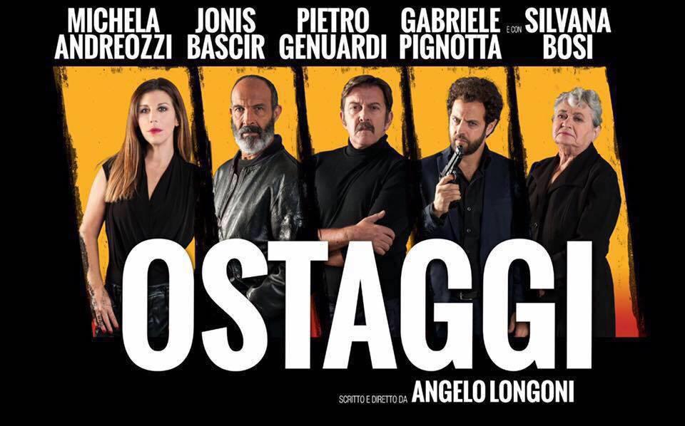 Ostaggi di Angelo Longoni