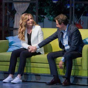 Giampiero Ingrassia e Lorella Cuccarini complici sul palco e grandi amici