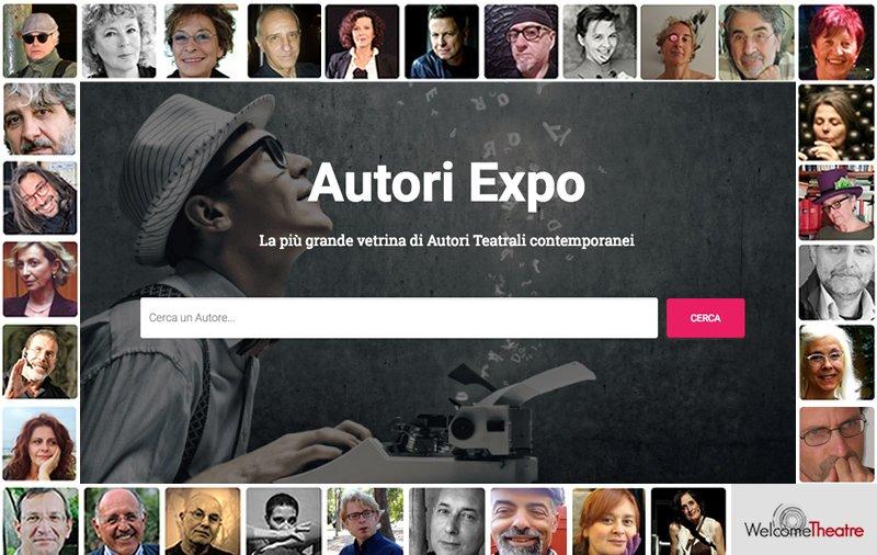 AutoriExpo: la nuova vetrina degli Autori Contemporanei di opere teatrali