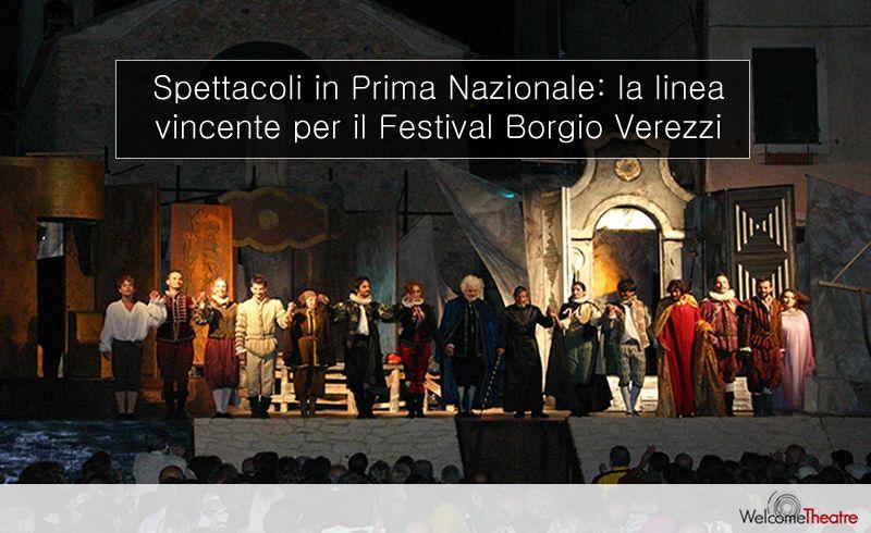 Festival Teatro di Borgio Verezzi