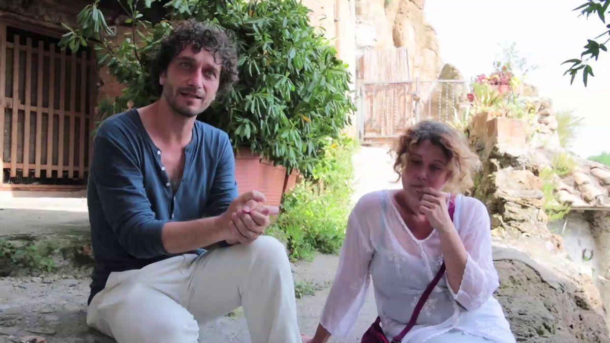 Igor Mattei e Marina Biondi AD ARTE - Calcata