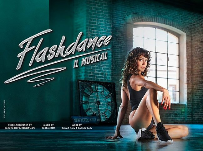 Flashdance Il Musical al Teatro Olimpico