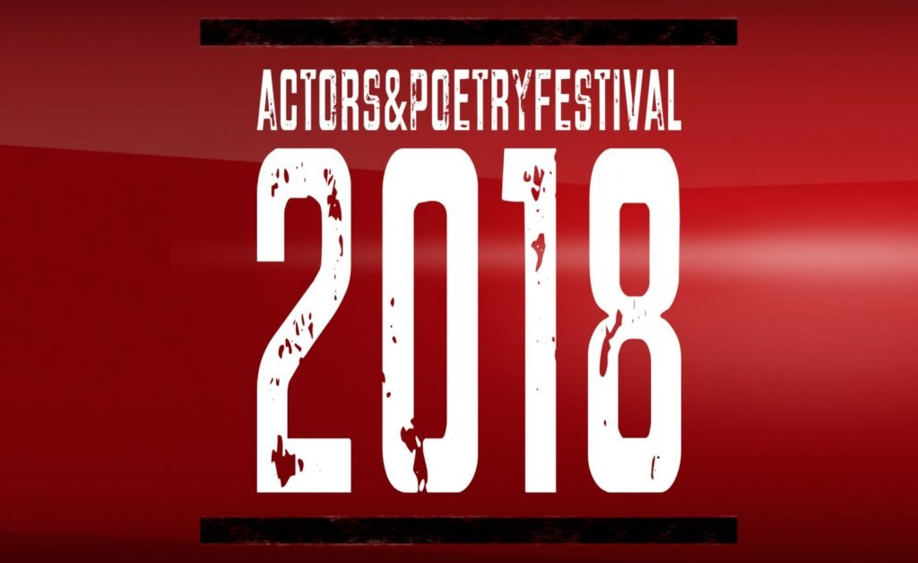 Actors&PoetryFestival 2018