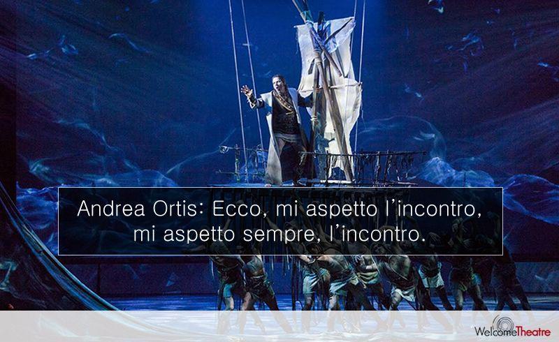 La Divina Commedia Opera Musical in scena da Novembre. Intervista al regista Andrea Ortis