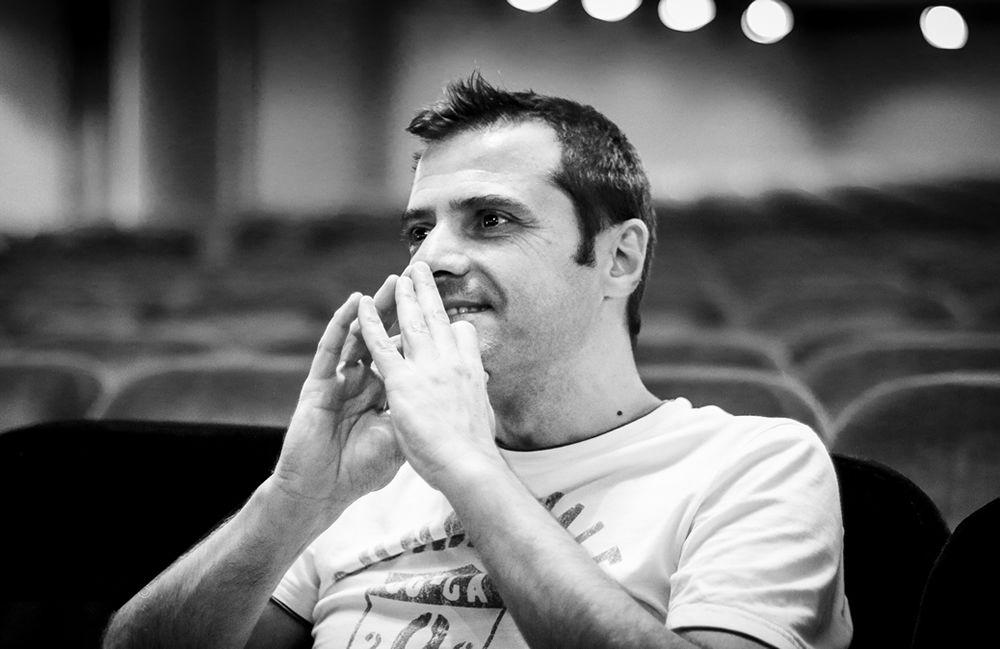 Danilo Staiti - Direttore artistico del Politeama Genovese