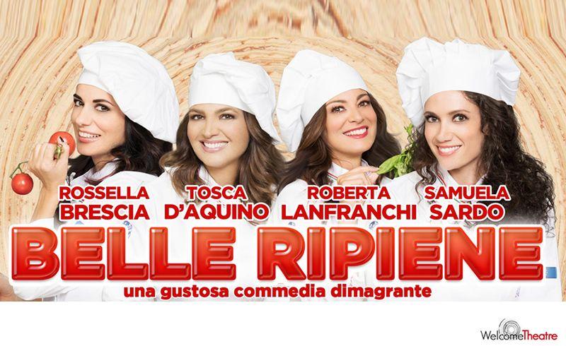 Belle Ripiene. Quando ricette di cucina e gossip esaltano la solidarietà al femminile