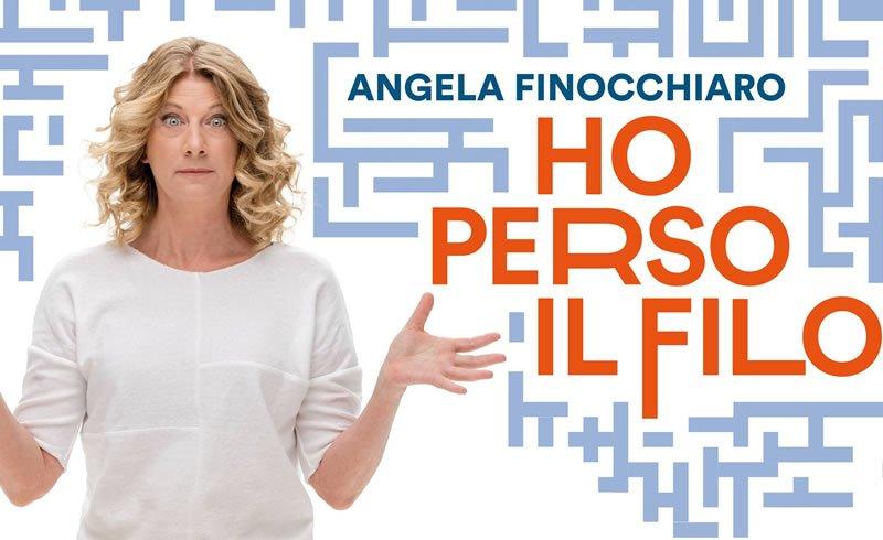 HO PERSO IL FILO - Angela Finocchiaro